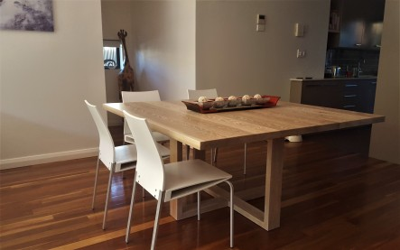 American White Oak Table