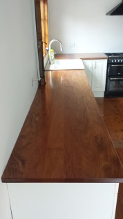 Rosewood Solid Timber Benchtop